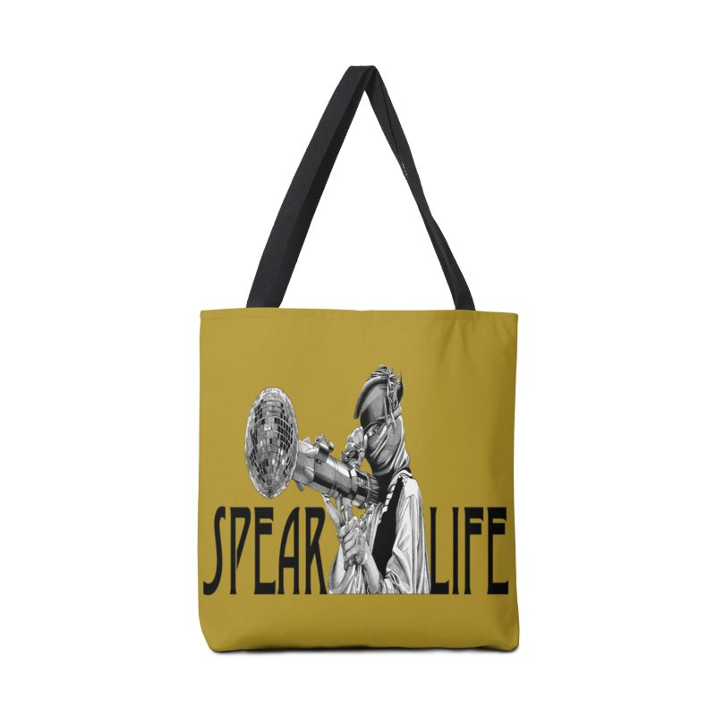 Spearlife Taliban Disco Accessories Bag by Spearlife Store - Original Art from Me to You