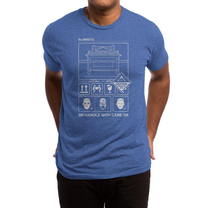 Lost Ark Label Men's T-Shirt by Spencer Fruhling's Artist Shop