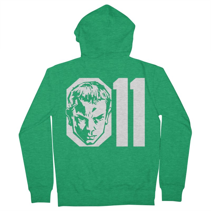 011 Women's Zip-Up Hoody by Spencer Fruhling's Artist Shop