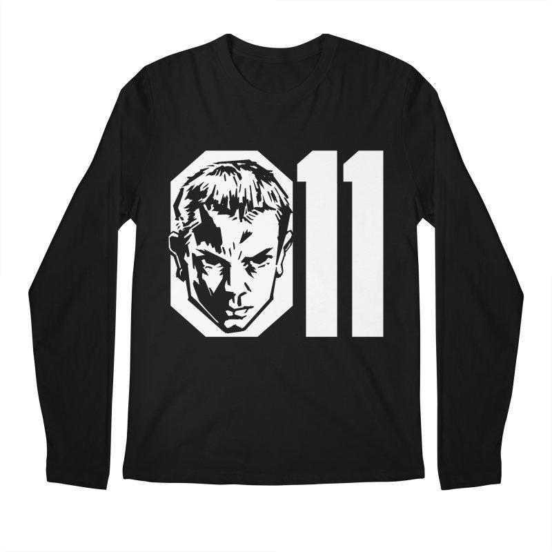 011 Men's Longsleeve T-Shirt by Spencer Fruhling's Artist Shop