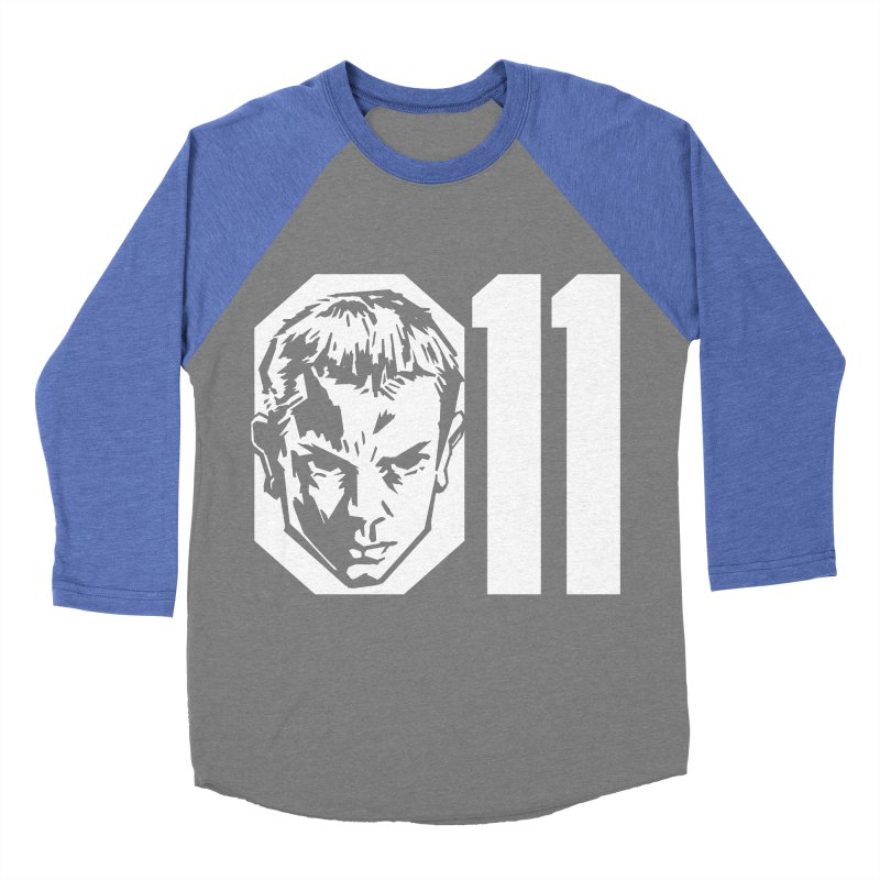 011 Women's Baseball Triblend T-Shirt by Spencer Fruhling's Artist Shop