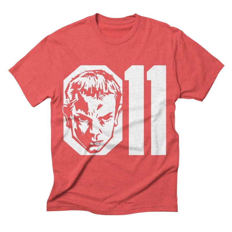 011 Men's Triblend T-shirt by Spencer Fruhling's Artist Shop