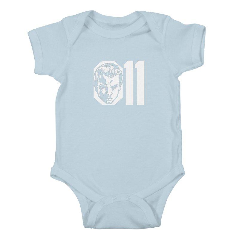 011 Kids Baby Bodysuit by Spencer Fruhling's Artist Shop