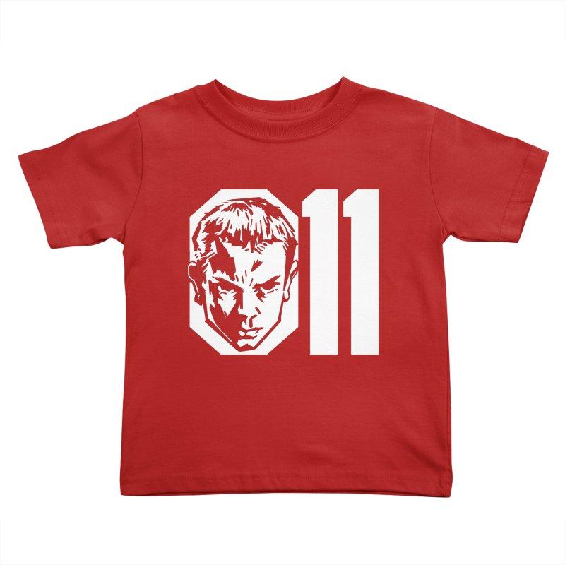011 Kids Toddler T-Shirt by Spencer Fruhling's Artist Shop