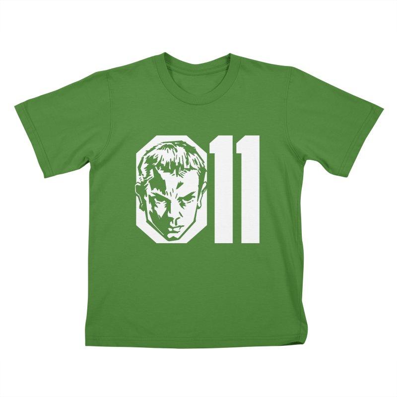 011 Kids T-shirt by Spencer Fruhling's Artist Shop
