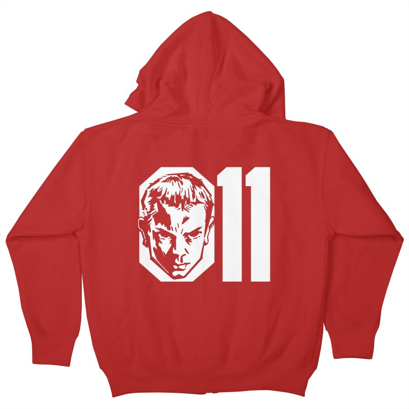 011 Kids Zip-Up Hoody by Spencer Fruhling's Artist Shop