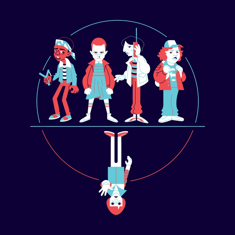Stranger Kids   by Spencer Fruhling's Artist Shop