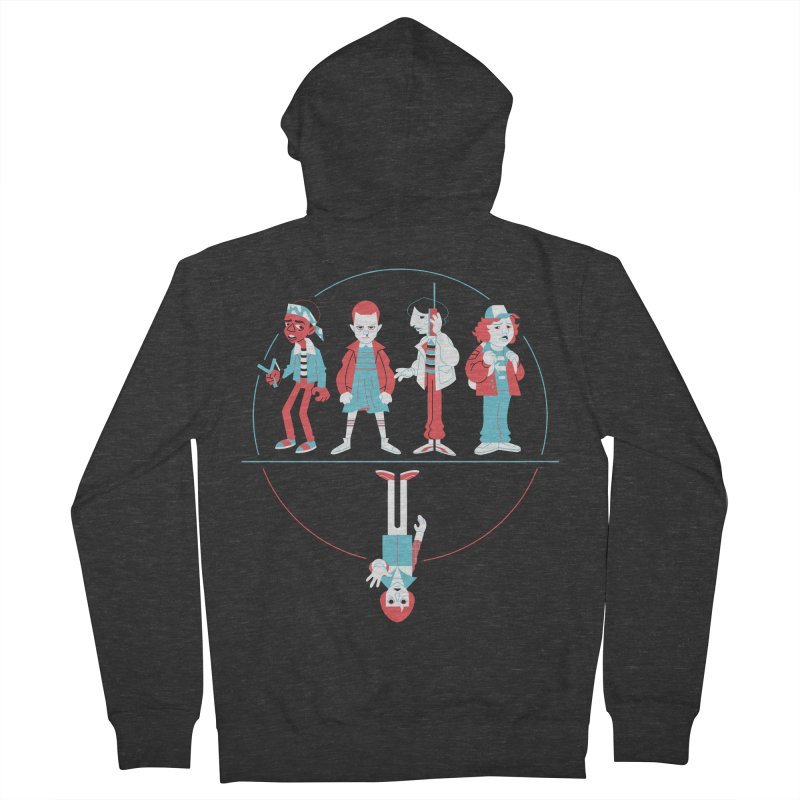 Stranger Kids Women's Zip-Up Hoody by Spencer Fruhling's Artist Shop