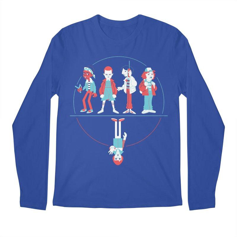 Stranger Kids Men's Longsleeve T-Shirt by Spencer Fruhling's Artist Shop
