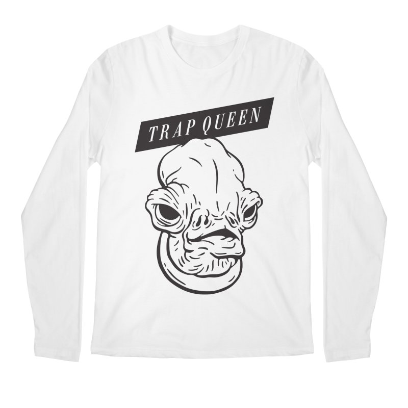 Trap Queen Men's Longsleeve T-Shirt by Spencer Fruhling's Artist Shop