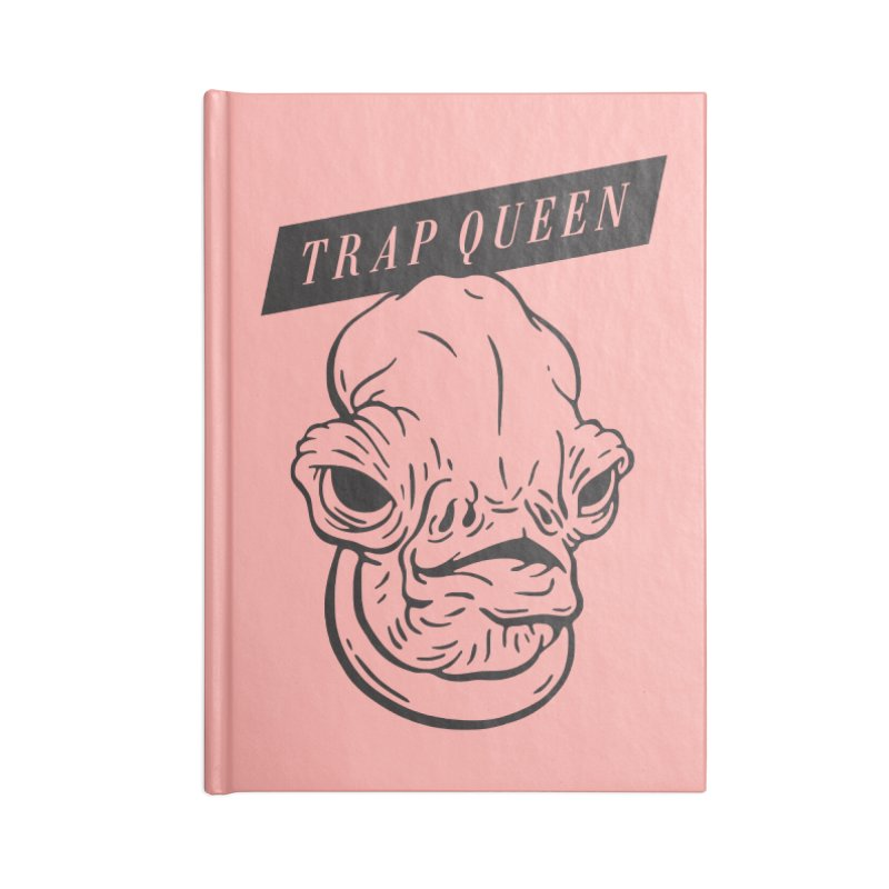 Trap Queen Accessories Notebook by Spencer Fruhling's Artist Shop