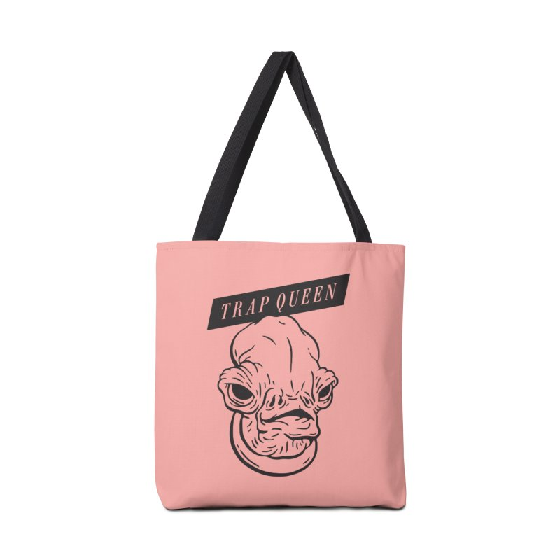 Trap Queen Accessories Bag by Spencer Fruhling's Artist Shop