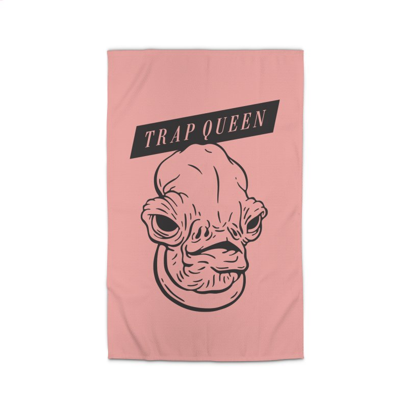 Trap Queen Home Rug by Spencer Fruhling's Artist Shop