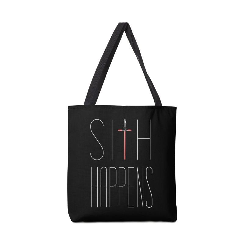 Sith Happens Accessories Bag by Spencer Fruhling's Artist Shop