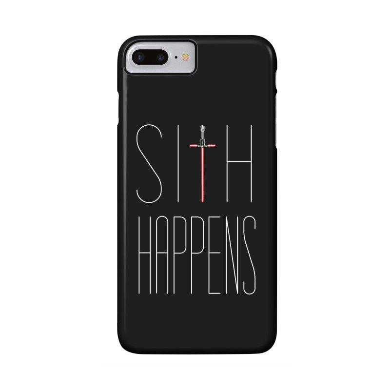 Sith Happens Accessories Phone Case by Spencer Fruhling's Artist Shop