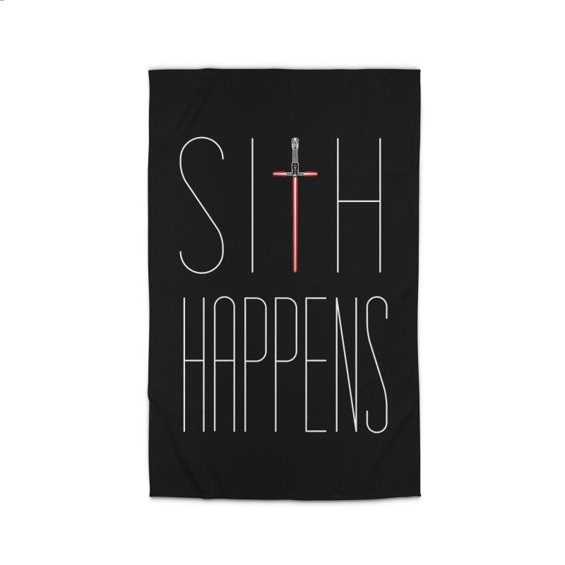 Sith Happens Home Rug by Spencer Fruhling's Artist Shop