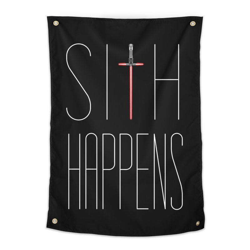 Sith Happens Home Tapestry by Spencer Fruhling's Artist Shop