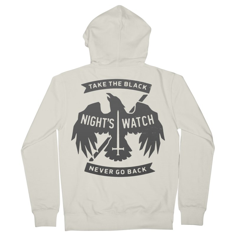 Take the Black Women's Zip-Up Hoody by Spencer Fruhling's Artist Shop