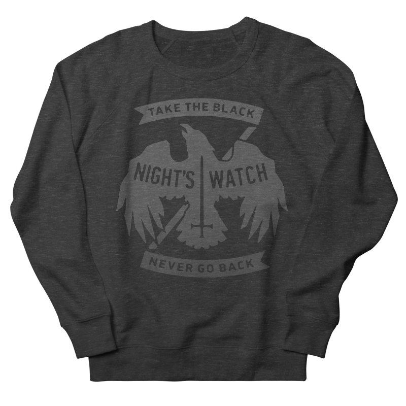 Take the Black Men's Sweatshirt by Spencer Fruhling's Artist Shop