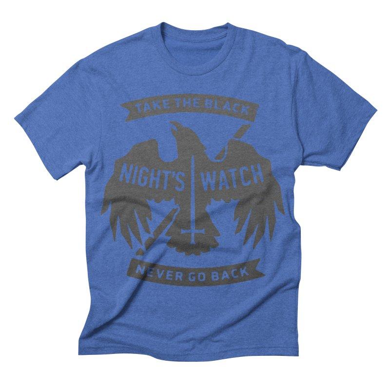 Take the Black Men's Triblend T-shirt by Spencer Fruhling's Artist Shop