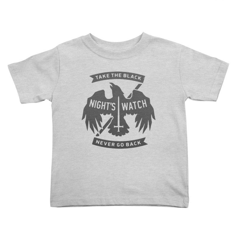 Take the Black Kids Toddler T-Shirt by Spencer Fruhling's Artist Shop