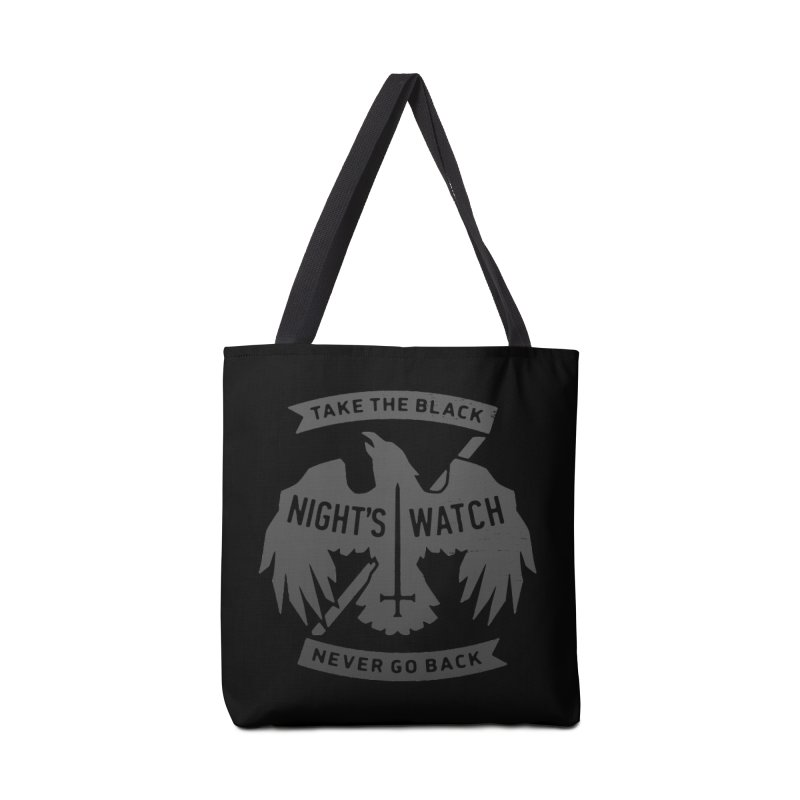 Take the Black Accessories Bag by Spencer Fruhling's Artist Shop