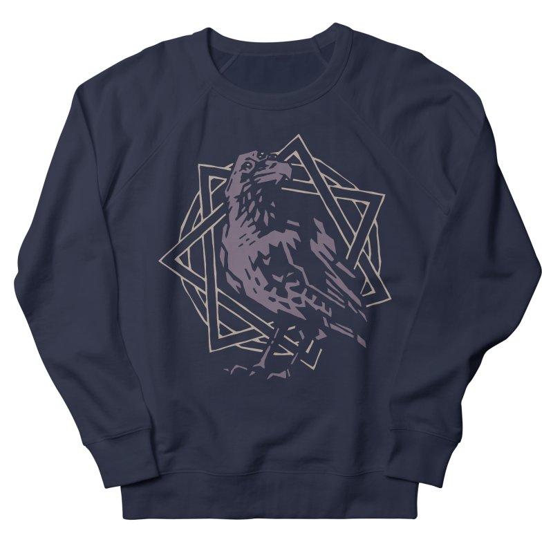 Three-Eyed Raven Women's Sweatshirt by Spencer Fruhling's Artist Shop