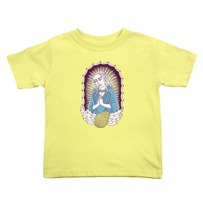 Mother of Dragons Kids Toddler T-Shirt by Spencer Fruhling's Artist Shop