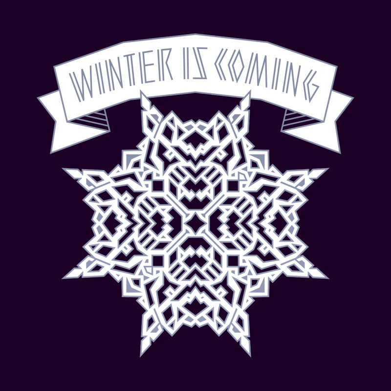 Winter Is Coming by Spencer Fruhling's Artist Shop