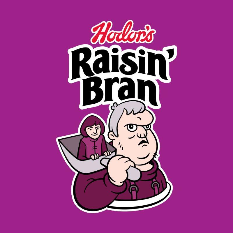 Hodor's Raisin' Bran by Spencer Fruhling's Artist Shop