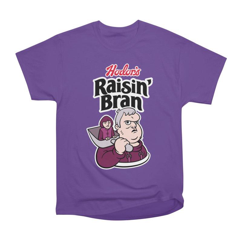 Hodor's Raisin' Bran Men's T-Shirt by Spencer Fruhling's Artist Shop