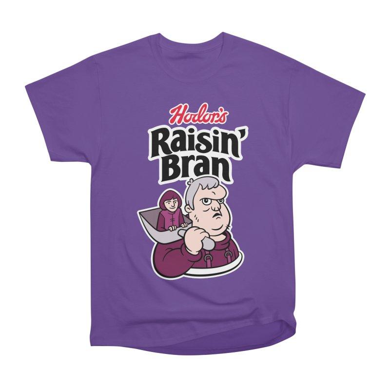Hodor's Raisin' Bran Men's Classic T-Shirt by Spencer Fruhling's Artist Shop