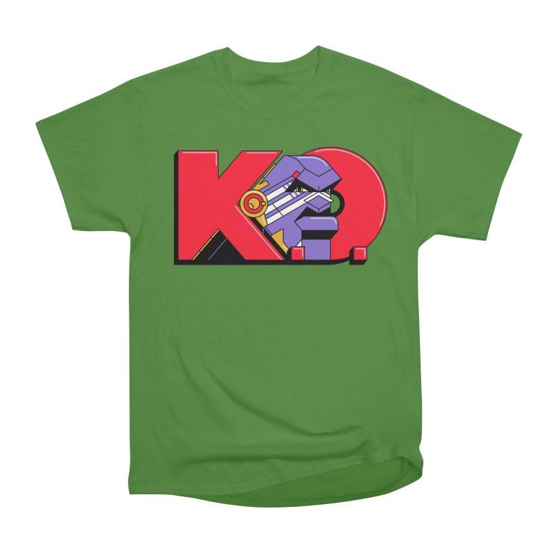 K.O. Men's Classic T-Shirt by Spencer Fruhling's Artist Shop