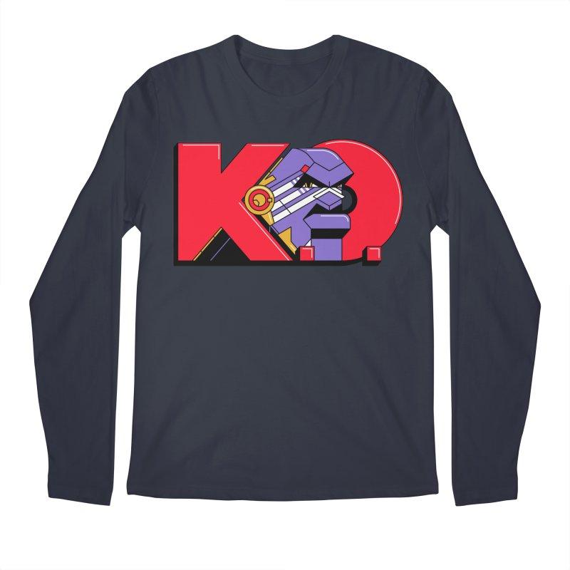 K.O. Men's Longsleeve T-Shirt by Spencer Fruhling's Artist Shop