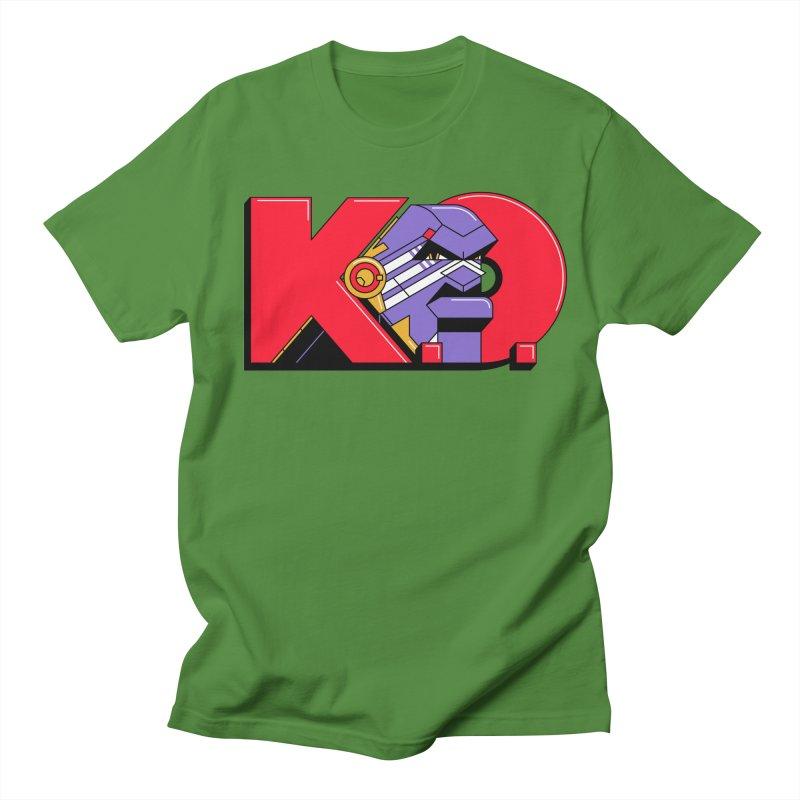 K.O. Women's Unisex T-Shirt by Spencer Fruhling's Artist Shop