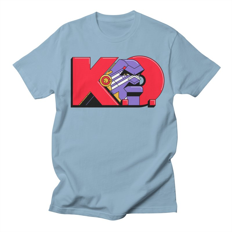 K.O. Men's T-shirt by Spencer Fruhling's Artist Shop