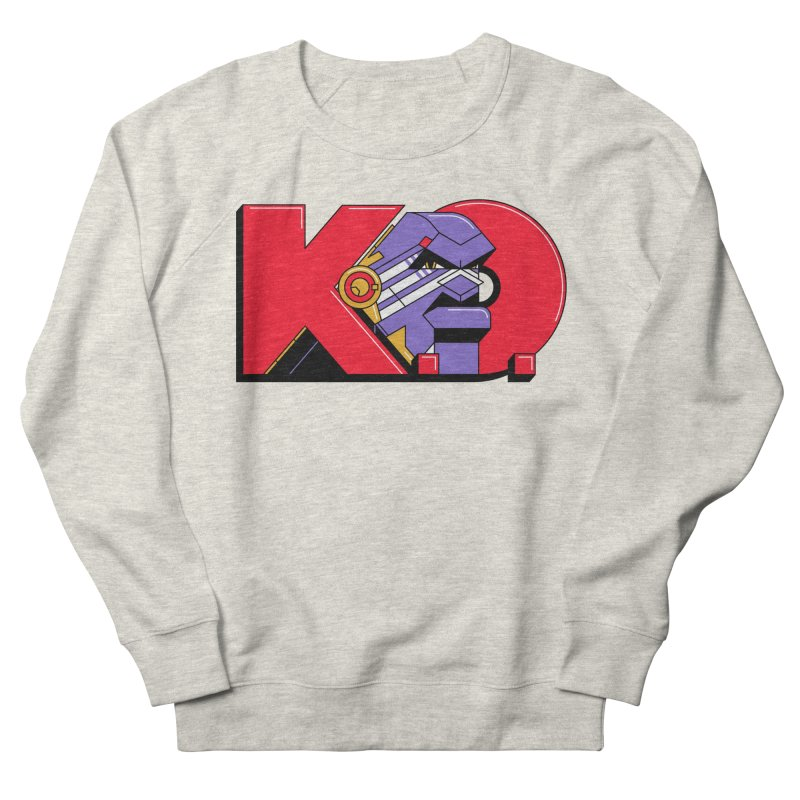 K.O. Men's Sweatshirt by Spencer Fruhling's Artist Shop
