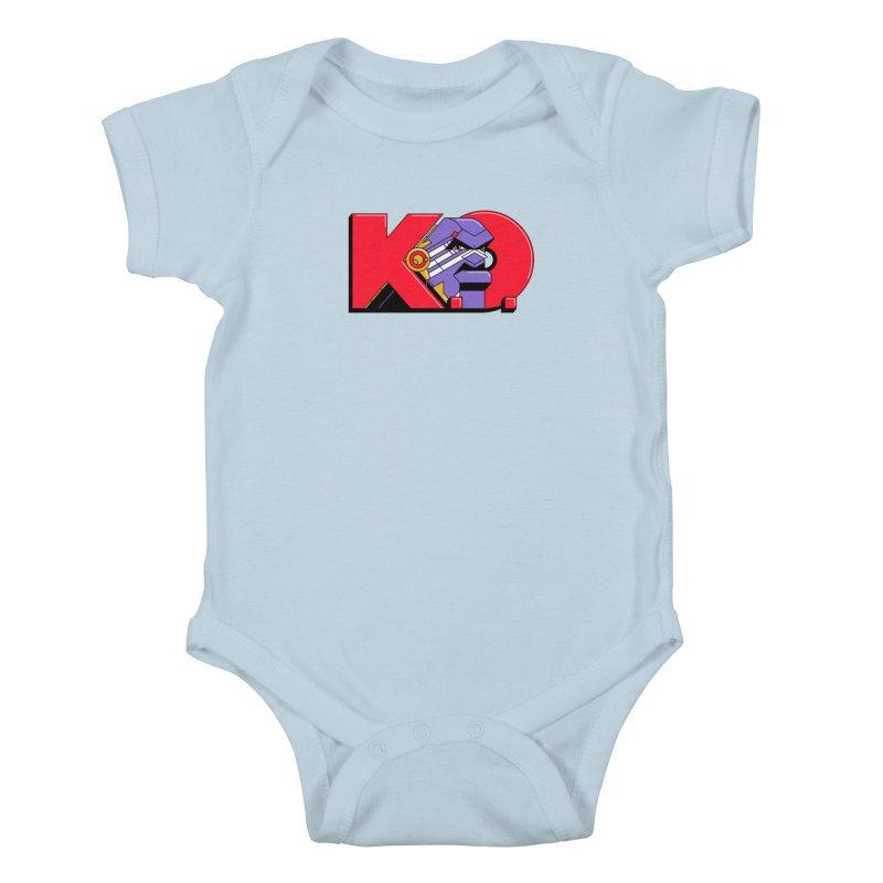 K.O. Kids Baby Bodysuit by Spencer Fruhling's Artist Shop