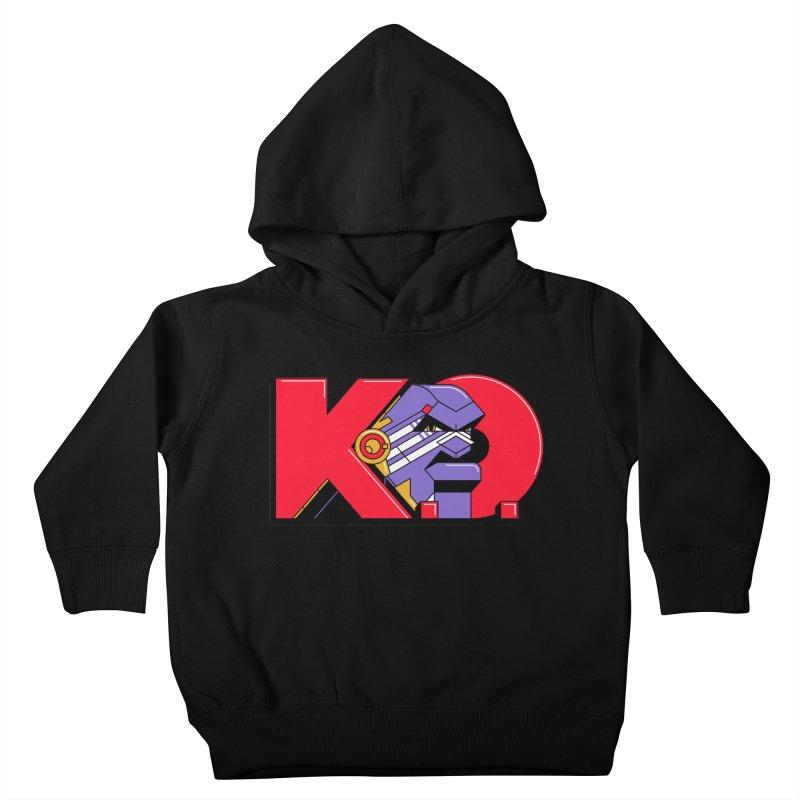 K.O. Kids Toddler Pullover Hoody by Spencer Fruhling's Artist Shop