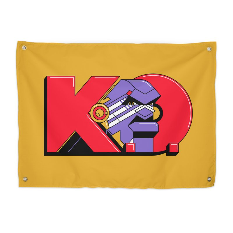 K.O. Home Tapestry by Spencer Fruhling's Artist Shop