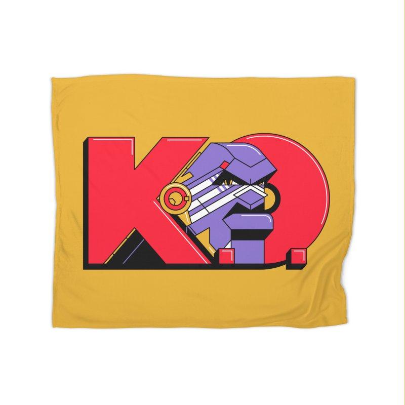 K.O. Home Blanket by Spencer Fruhling's Artist Shop