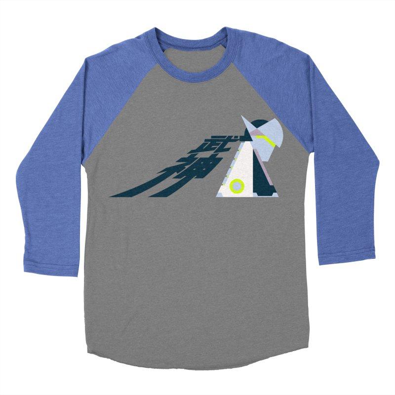 War God Women's Baseball Triblend T-Shirt by Spencer Fruhling's Artist Shop