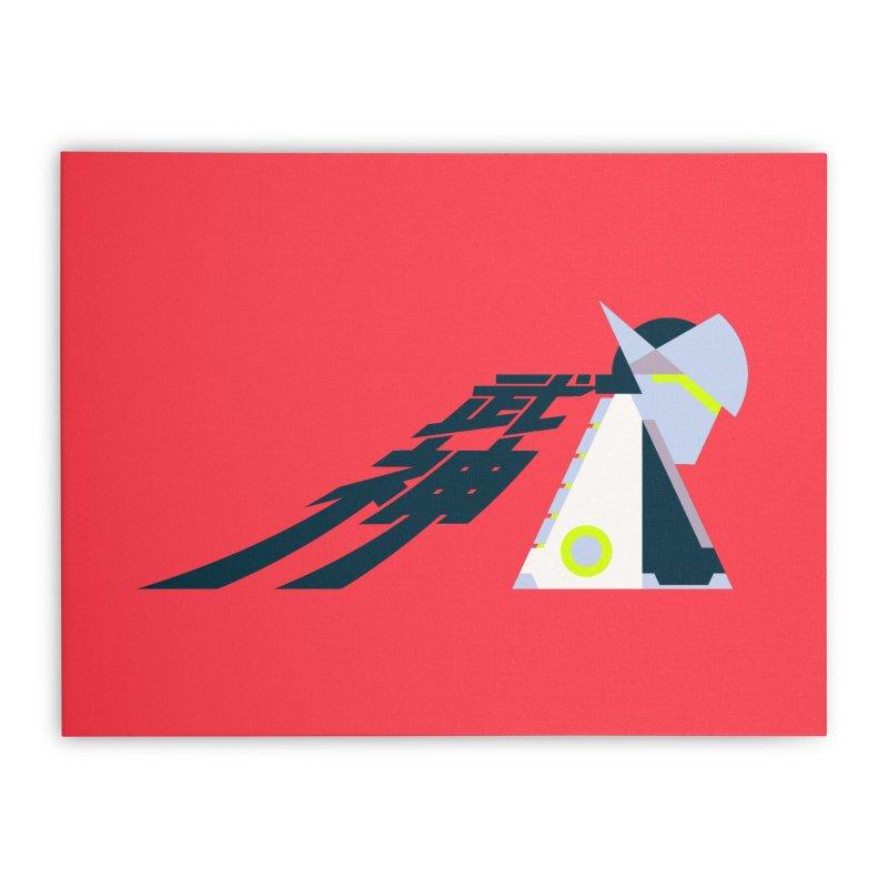 War God Home Stretched Canvas by Spencer Fruhling's Artist Shop