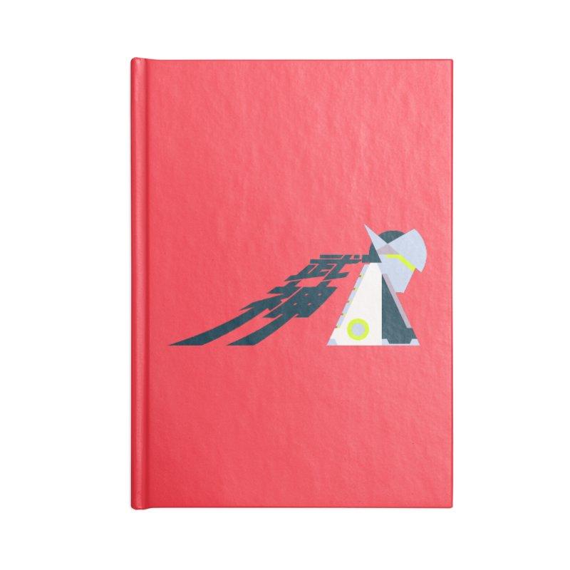 War God Accessories Notebook by Spencer Fruhling's Artist Shop
