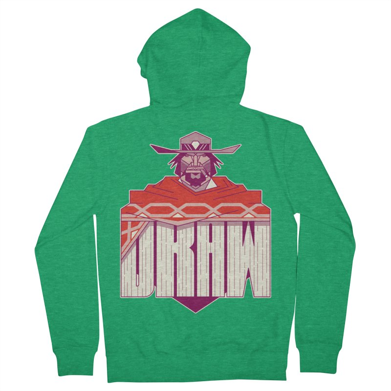 Draw Women's Zip-Up Hoody by Spencer Fruhling's Artist Shop