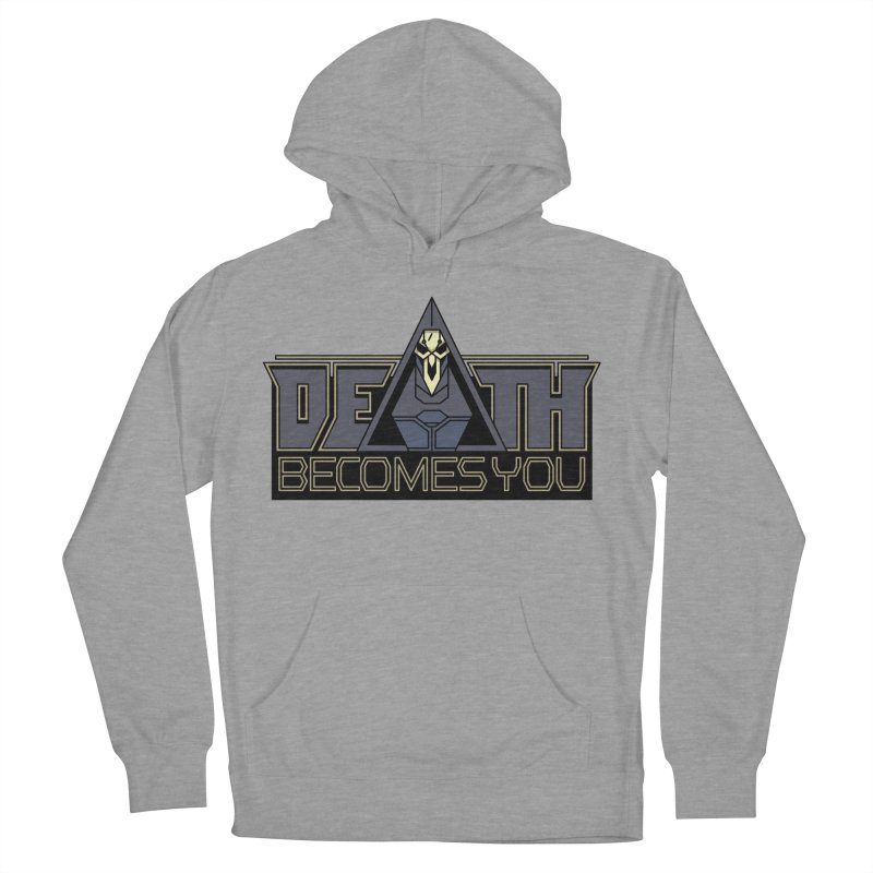 Death Becomes You Men's Pullover Hoody by Spencer Fruhling's Artist Shop