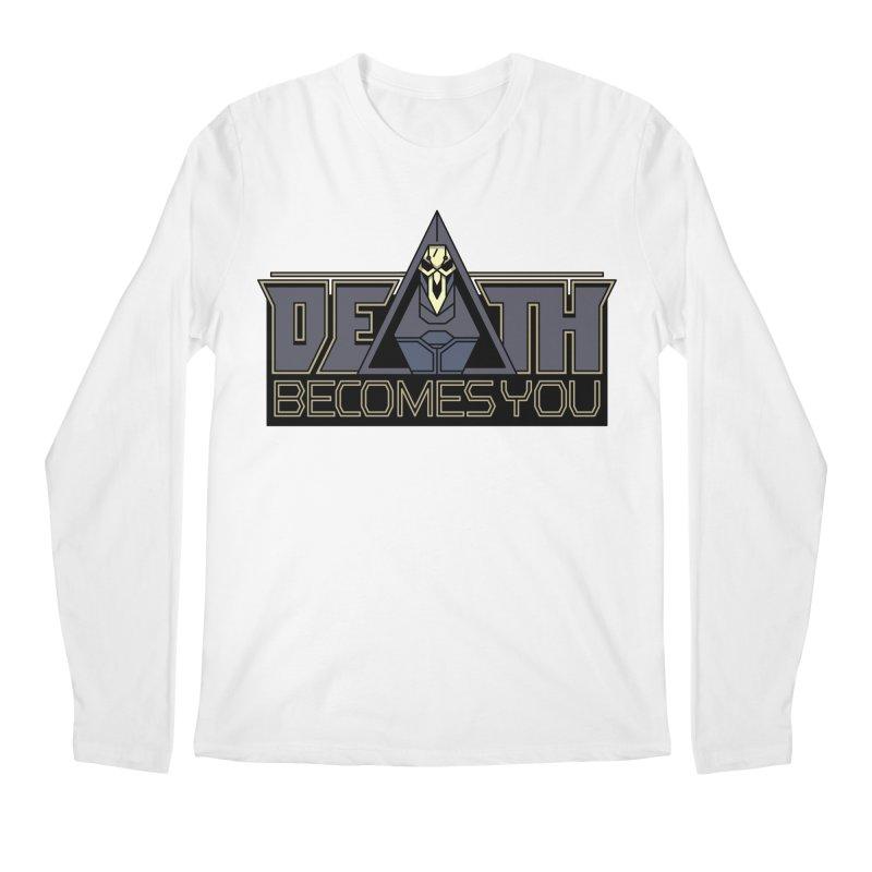 Death Becomes You Men's Longsleeve T-Shirt by Spencer Fruhling's Artist Shop
