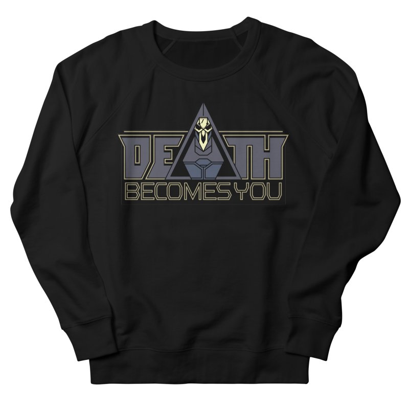 Death Becomes You Men's Sweatshirt by Spencer Fruhling's Artist Shop