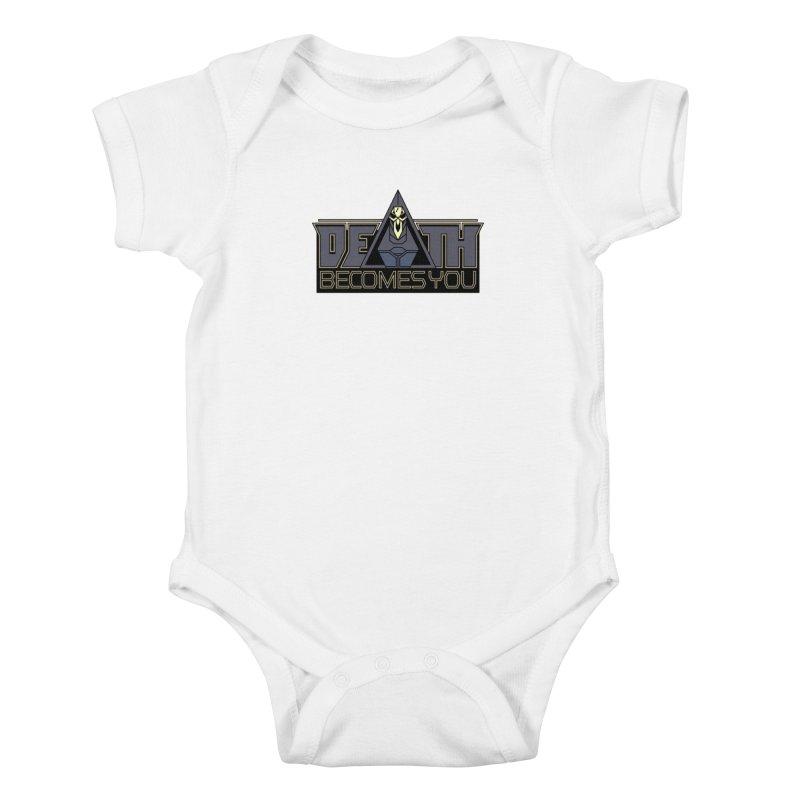 Death Becomes You Kids Baby Bodysuit by Spencer Fruhling's Artist Shop
