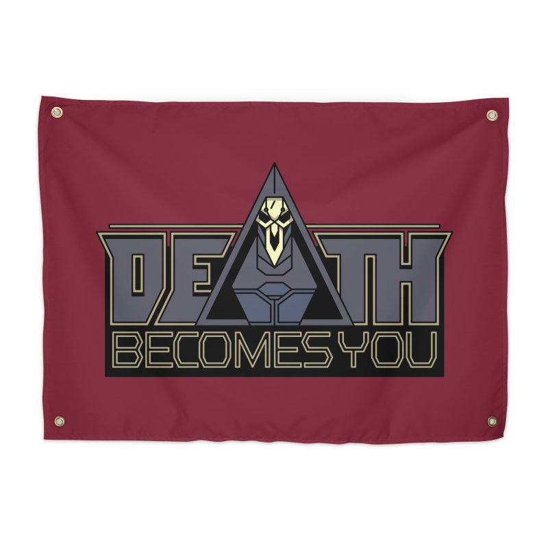 Death Becomes You Home Tapestry by Spencer Fruhling's Artist Shop